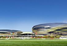Строительство ледовой арены на 12000 зрительных мест