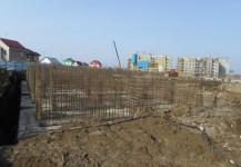 Жас-Канат, строительство 47 жилых домов